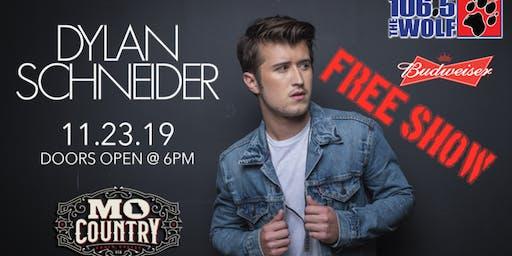 Dylan Schneider FREE SHOW!!!