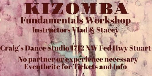 Kizomba Fundamentals Workshop