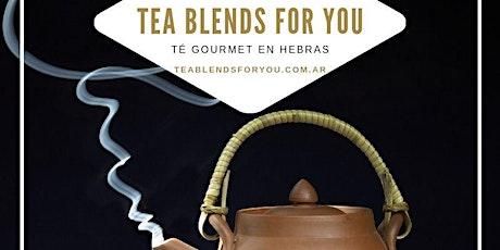 Workshop de Tea Blending TEA BLENDS FOR YOU Marzo 2020 entradas