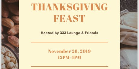 333 Lounge Family + Friends Day [Thanksgiving Day] tickets