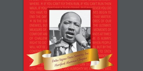 35th Annual Dr. Marin Luther King, Jr  Scholarship Breakfast tickets