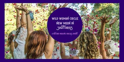 Wild Woman Circle: New Moon In Sagittarius