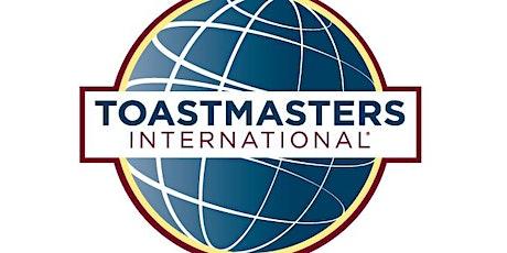 IIBA Markham Toastmasters Speechcraft Open House tickets