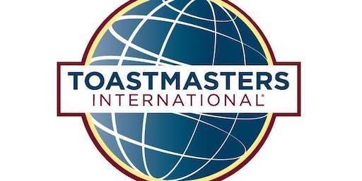 IIBA Markham Toastmasters Speechcraft Open House