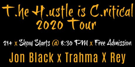 Jon Black T.H.C. Tour 2020 @ Thunder Canyon Brewstillery (Hip-Hop) tickets