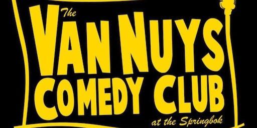 Van Nuys Comedy Club