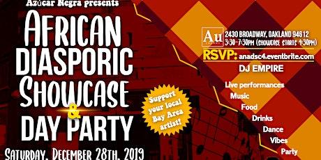 African Diasporic Showcase tickets
