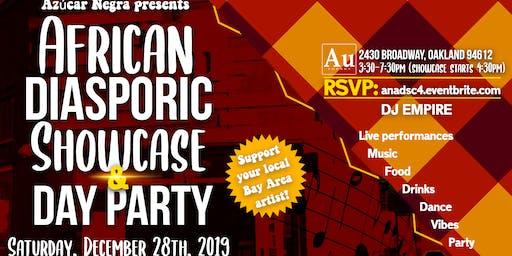 African Diasporic Showcase