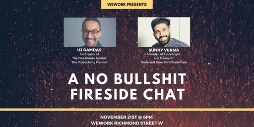 A Fireside Chat with Sunny and UJ