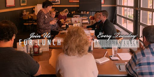 Join Us For Lunch: BNI Power Lunch w/ featured speaker Michael Joyce