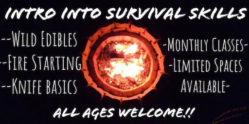 Intro Into Survival Skills