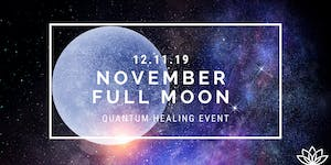 Full Moon Channeled Quantum Healing Event with Light la...