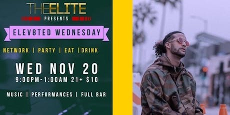 Elevated Wednesday  tickets