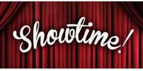 It's Showtime (The Money Movement)