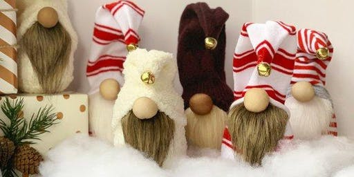 Make your own Sock Tomte!