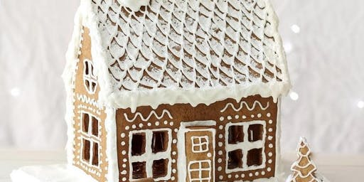 Family Gingerbread House Competition