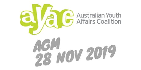 Australian Youth Affairs Coalition AGM tickets