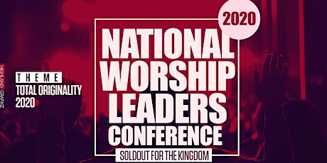 National Worship Leaders' Conference tickets