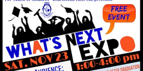 What's Next Workshop & Expo tickets