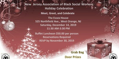 Njabsw Holiday Celebration; Meet; Greet: Celebrate