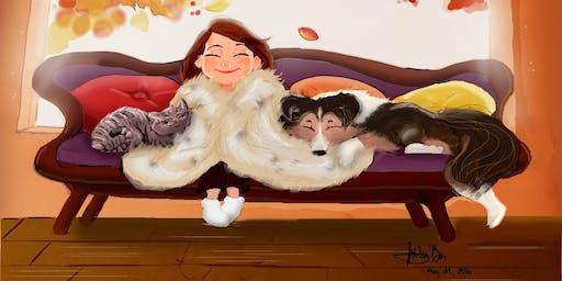 Holiday Cuddle Party Dec 8