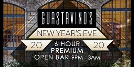Guastavino's New Year's Eve 2020 Party tickets