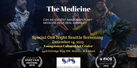 """""""The Medicine"""" a documentary film Special Screening tickets"""