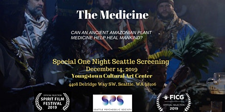 """The Medicine"" a documentary film Special Screening tickets"