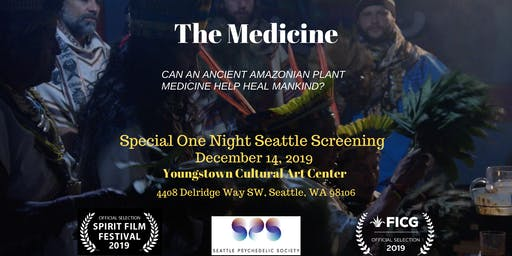 """The Medicine"" a documentary film Special Screening"