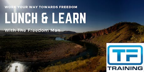 Lunch & Learn with The Freedom Man tickets