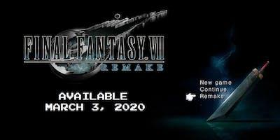 Final Fantasy VII Remake Launch Event