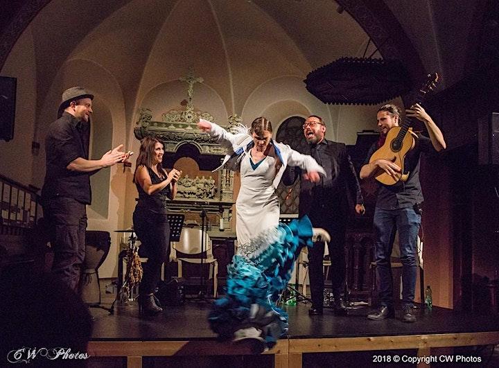 Zambomba Flamenca Athens image
