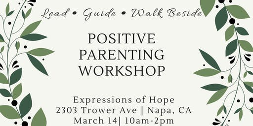 Positive Parenting Workshop
