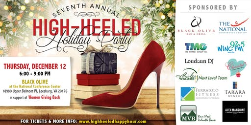 Seventh Annual High-Heeled Holiday Party Loudoun