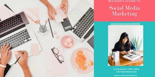 Beginnerʻs Guide to Social Media Marketing