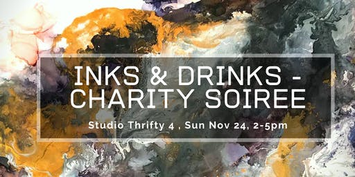 Inks and Drinks - Charity soiree