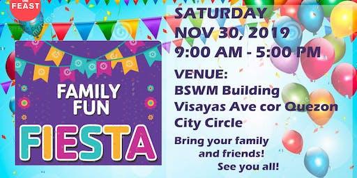 The Feast BSWM( Family Fun Fiesta)