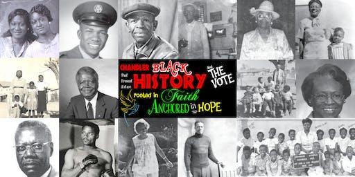 Chandler's  Black History Celebration 2020