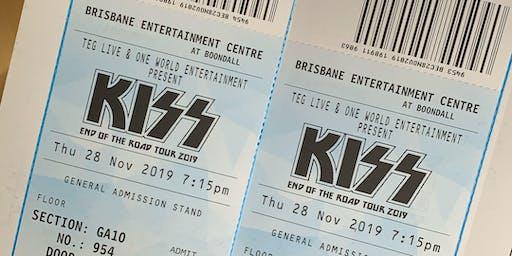 Kiss Concert Brisbane