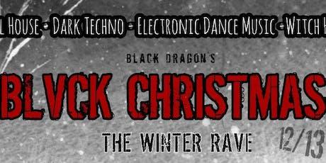 Black Christmas: The Winter Rave 12/13 tickets