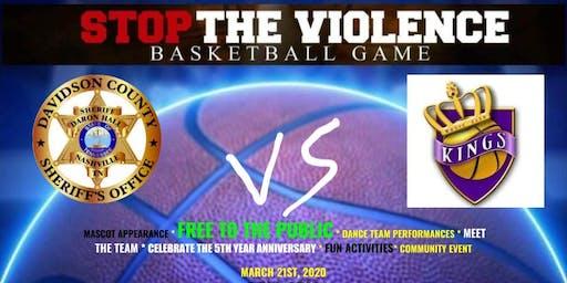 STV Basketball Game