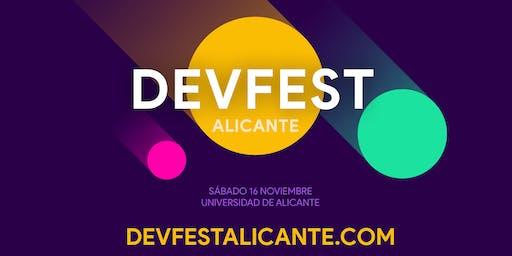DevFest Alicante 2019