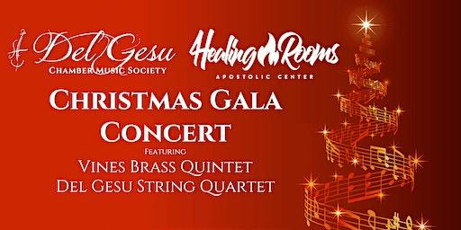 Del Gesu Chamber Music Society Christmas Gala Conc