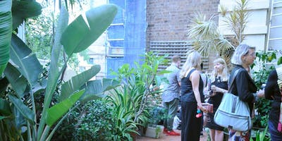 Rooftop plant swap, chats & snacks