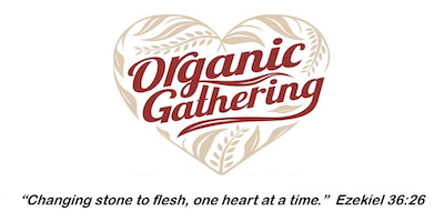 Organic HeartDesign Workshop, Vancouver, WA May 15-17, 2020