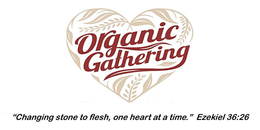 Organic HeartDesign Workshop, Vancouver, WA May 15-17, 2020