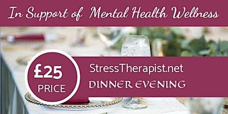 StressTherapist.net Dinner Evening tickets