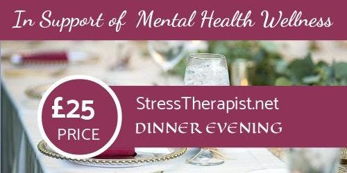 StressTherapist.net Dinner Evening