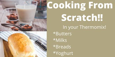 Cooking from scratch in your Thermomix