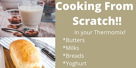 Cooking from scratch in your Thermomix tickets